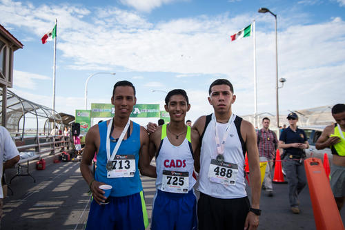 Run Internacional The U.S. - Mexico 10K
