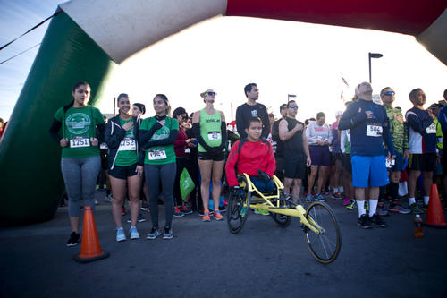 Run Internacional The U.S - Mexico 10K
