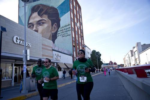 Run Internacional The U.S - Mexico 10K